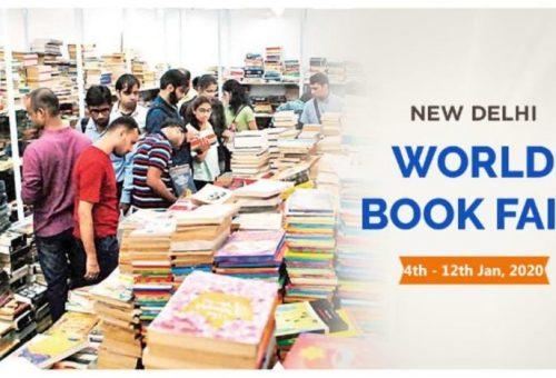 Invincible Publishers marks its presence at New Delhi World Book Fair 2020