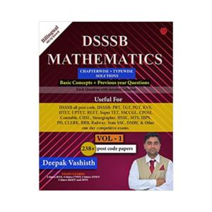 DSSSB Mathematics