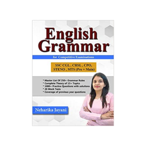 English Grammar by neharika jayani